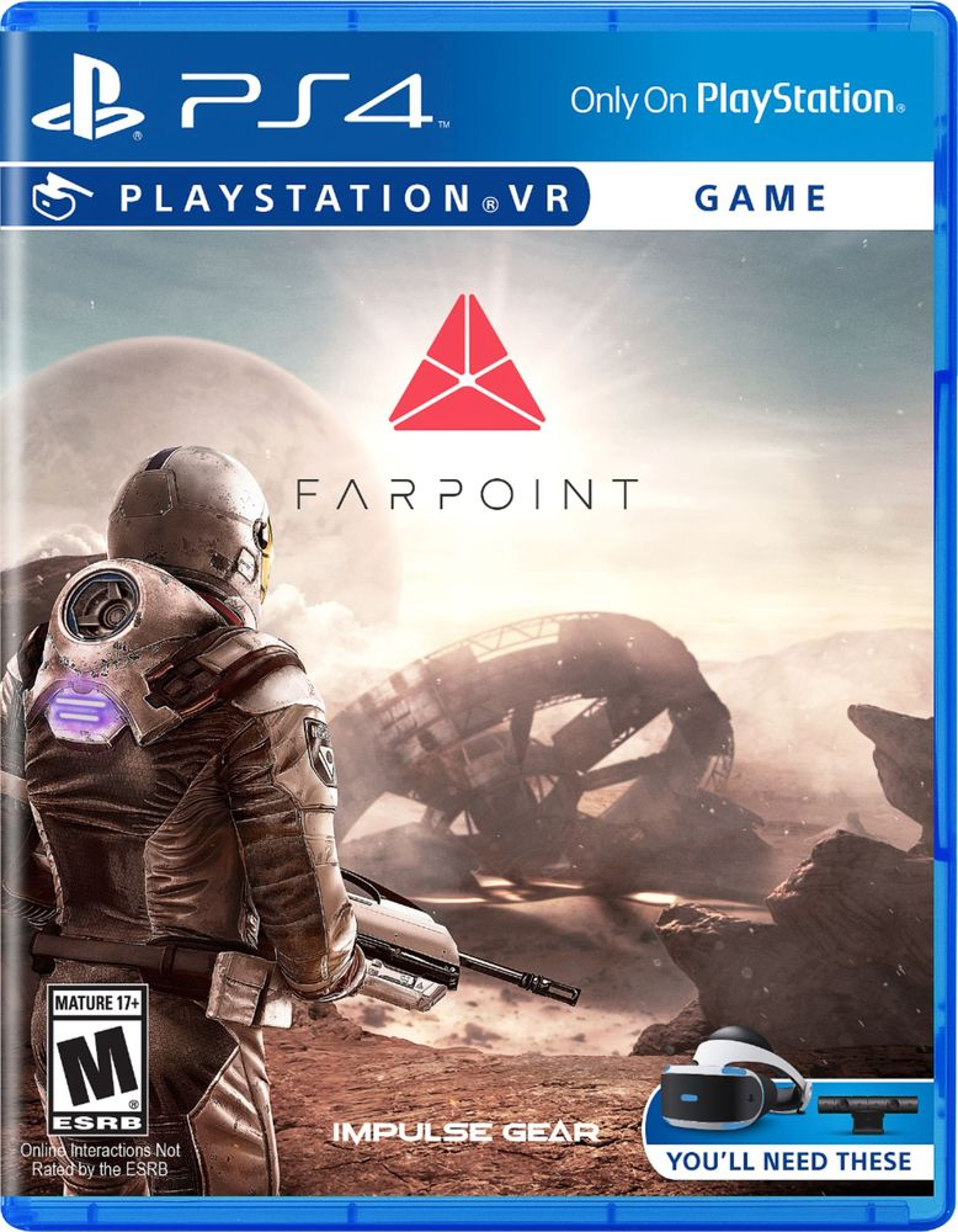 Farpoint PlayStation 4 3001888
