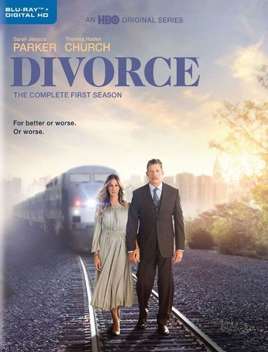 Divorce: The Complete First Season [Blu-ray] [2 Discs] 5790608