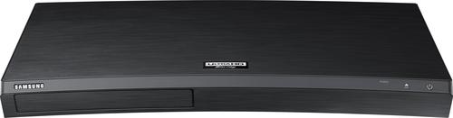 Samsung - UBD-M9500 Streaming 4K Ultra HD Wi-Fi Built-In Blu-Ray Player - Black titanum