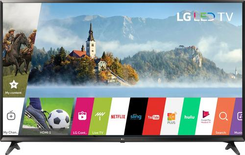 "LG - 65"" Class (64.5"" Diag.) - LED - 2160p - Smart - 4K Ultra HD TV"