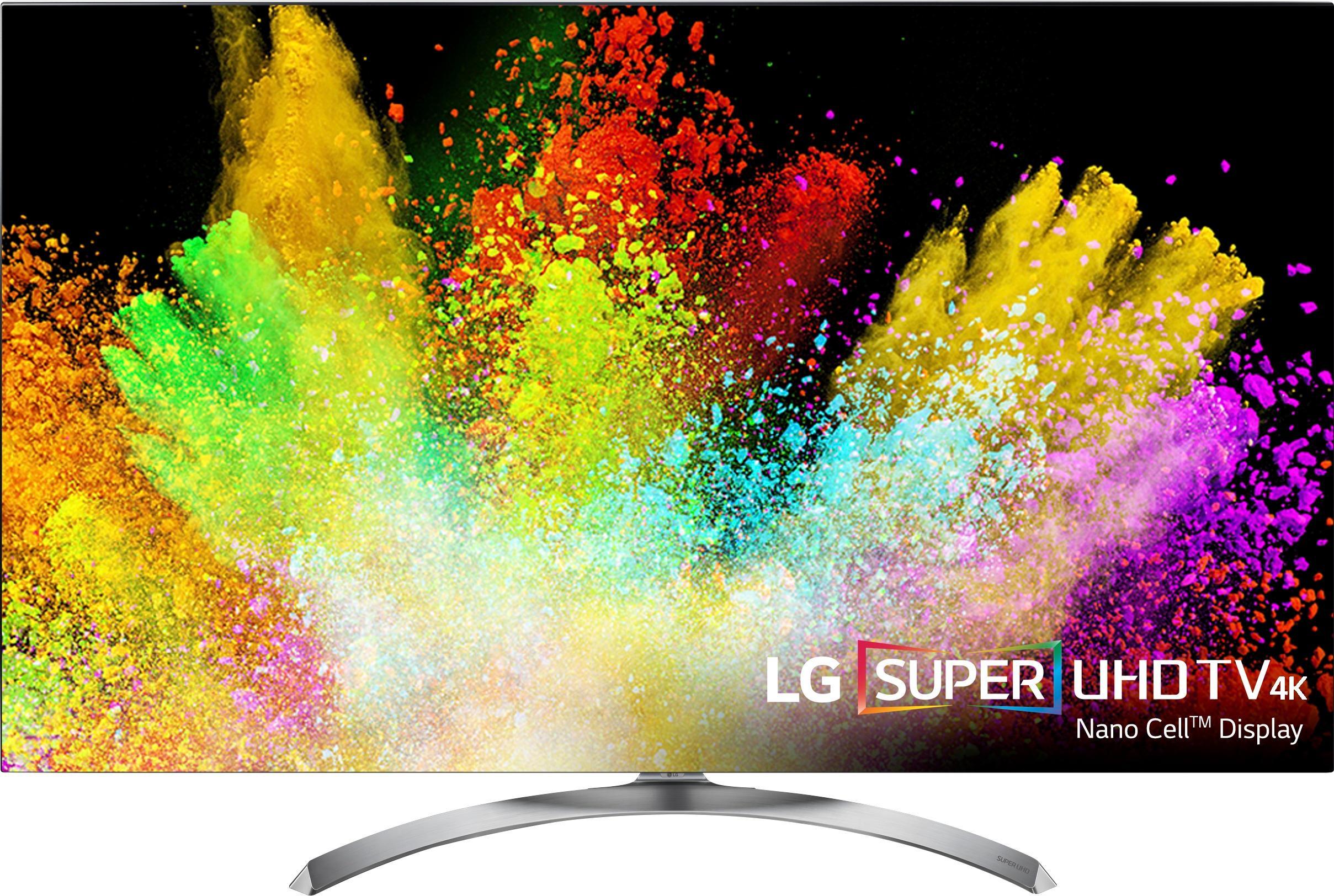"LG - 55"" Class - LED - SJ8500 Series - 2160p - Smart - 4K UHD TV with HDR 5792908"