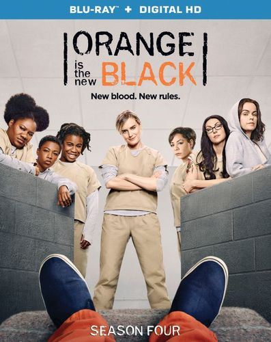 Orange is the New Black: Season 4 [Blu-ray] [3 Discs] 5793012