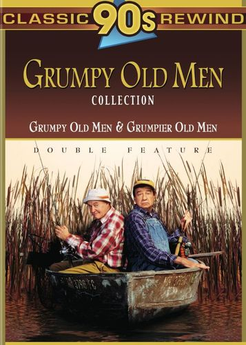 Grumpy Old Men/Grumpier Old Men [DVD] 5794105