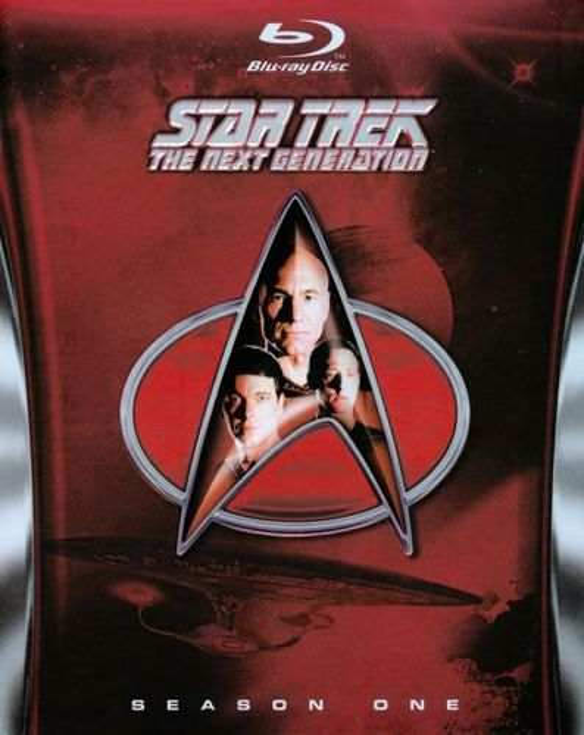 Star Trek: The Next Generation - Season One [6 Discs] [Blu-ray] 5795252
