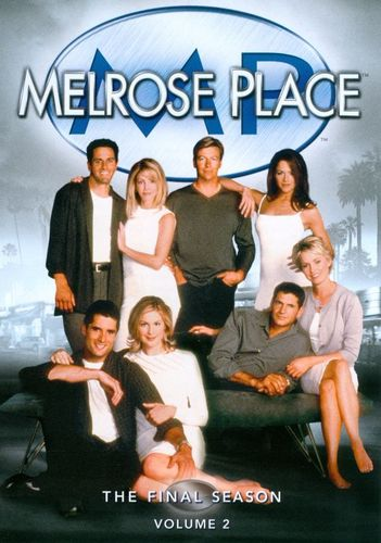 Melrose Place: The Final Season, Vol. 2 [4 Discs] [DVD] 5795473