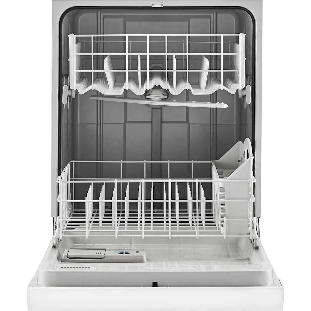 "Amana ADB1400AGW 24"" Built-In Dishwasher White"