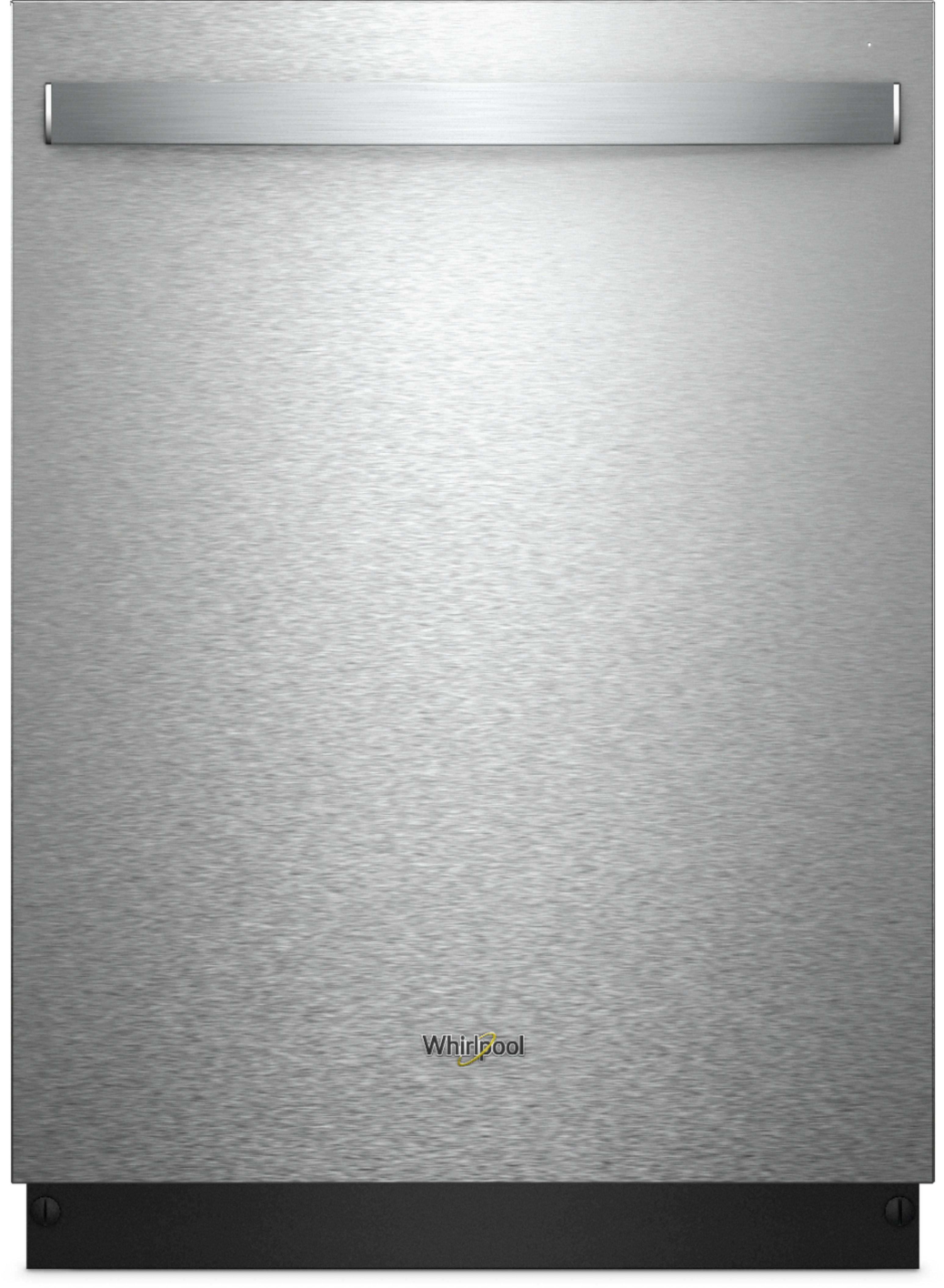 "Whirlpool WDT750SAHZ 24"" Built-In Dishwasher Stainless steel"