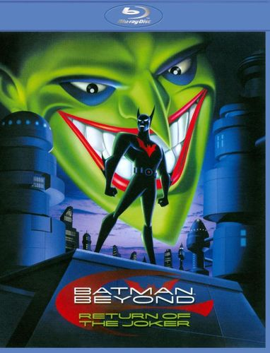 Batman Beyond: Return of the Joker [Blu-ray] [2000] 5797611