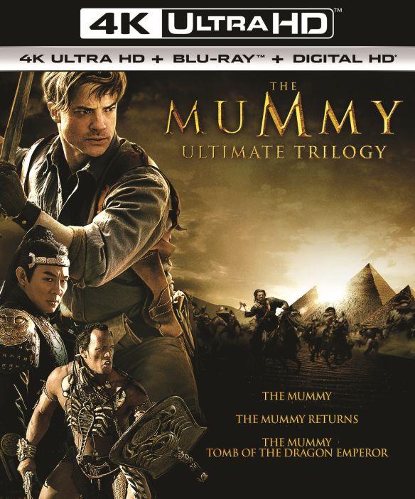 The Mummy Ultimate Trilogy [4K Ultra HD Blu-ray] 5798500