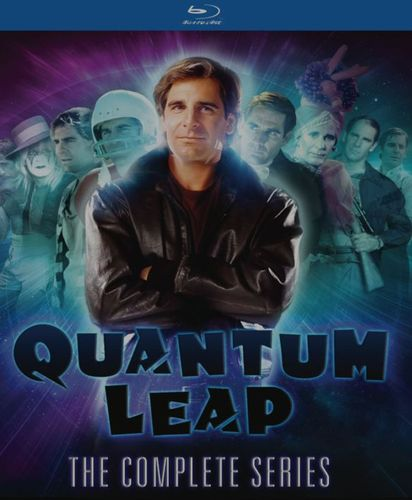 Quantum Leap: The Complete Series [Blu-ray] [18 Discs] 5799401