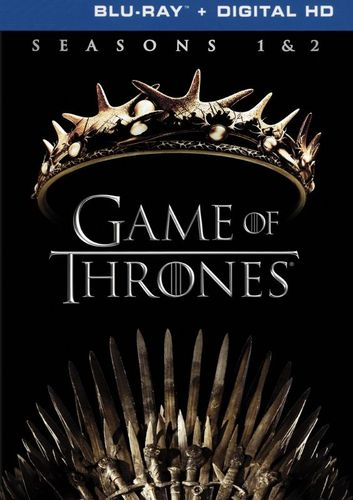 Game of Thrones: Seasons 1 and 2 [Blu-ray] 5800803