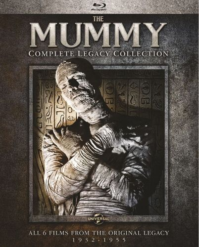 The Mummy: Complete Legacy Collection [Blu-ray] [4 Discs] 5800835