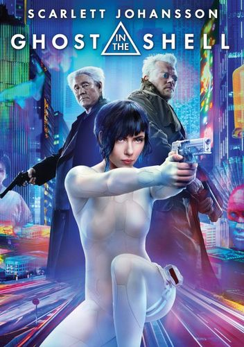 Ghost in the Shell [DVD] [2017]