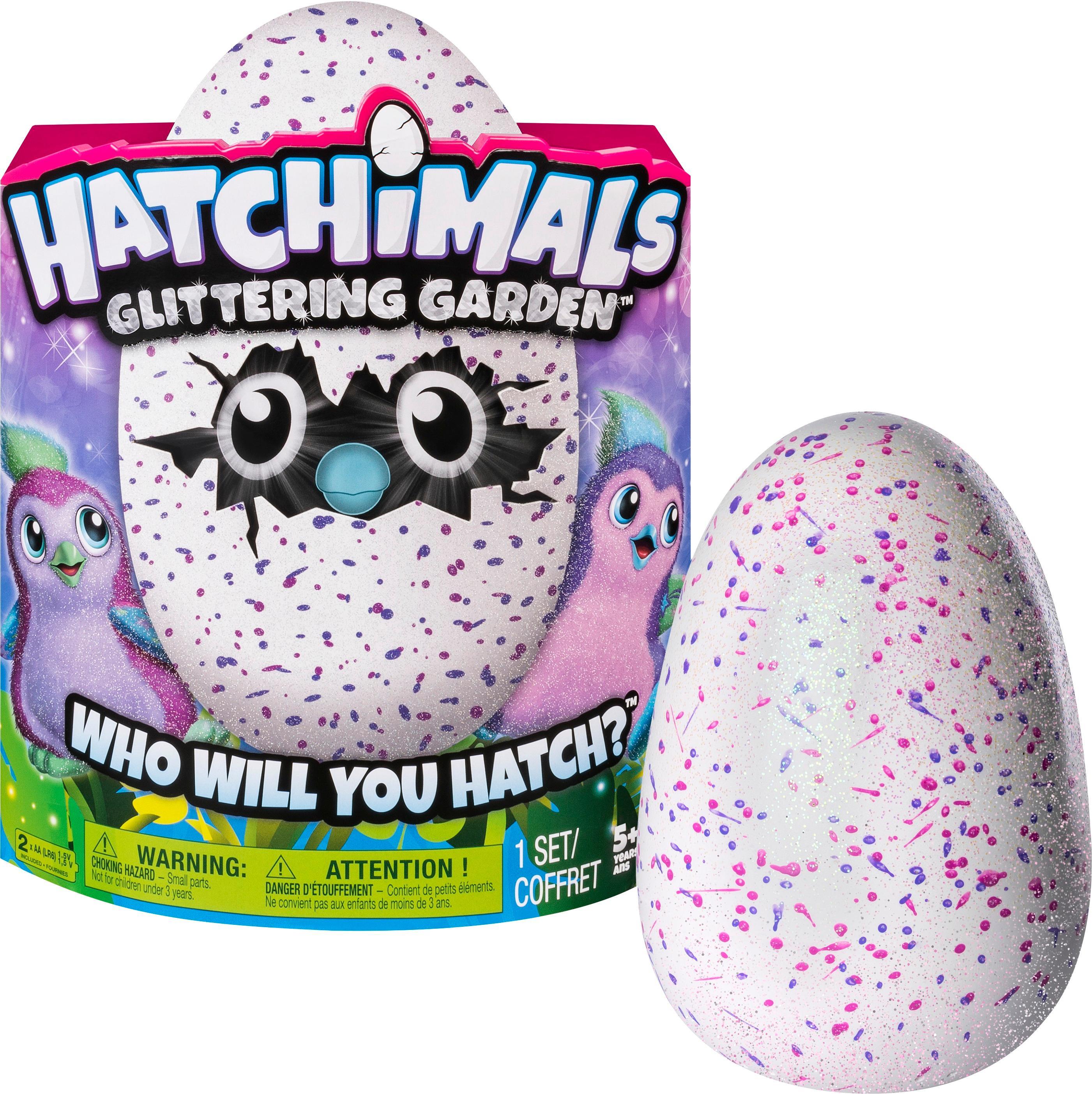 Hatchimals - Glittering...