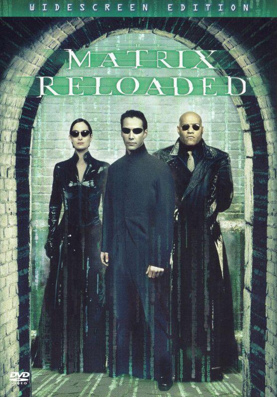The Matrix Reloaded [WS] [2 Discs] [DVD] [2003] 5804873