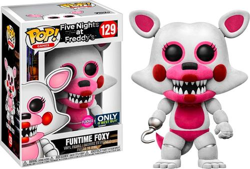 Funko - Pop! Games Five Nights at Freddy's: Sister Location: Funtime Foxy 5807202