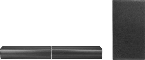 LG - SJ7 Sound Bar Flex Wireless Speaker System for Streaming Music - Black