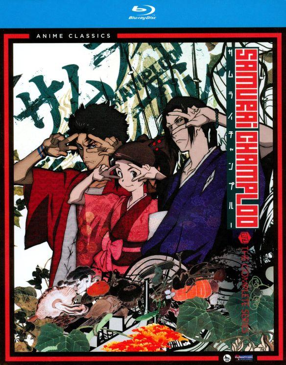 Samurai Champloo: Complete Series [3 Discs] [Blu-ray] 5807402