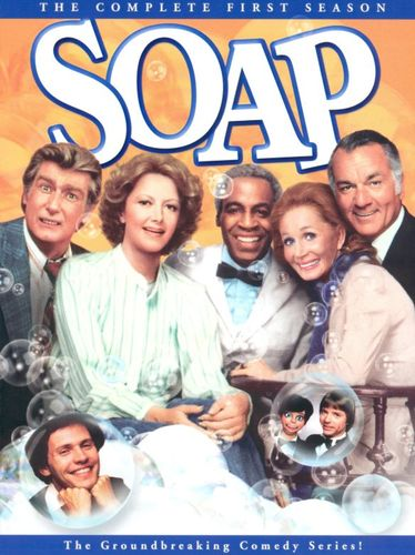 Soap: The Complete First Season [3 Discs] [DVD] 5809958