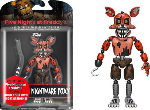 Funko - Five Nights at Freddy's: Nightmare Foxy 5812002