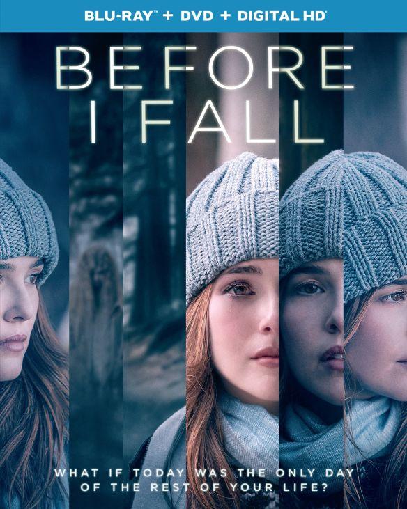 Before I Fall [Includes Digital Copy] [UltraViolet] [Blu-ray/DVD] [2 Discs] [2017] 5822322