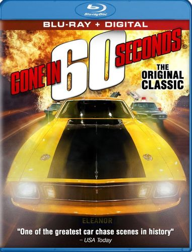 Gone in 60 Seconds [Blu-ray] [1974] 5822989