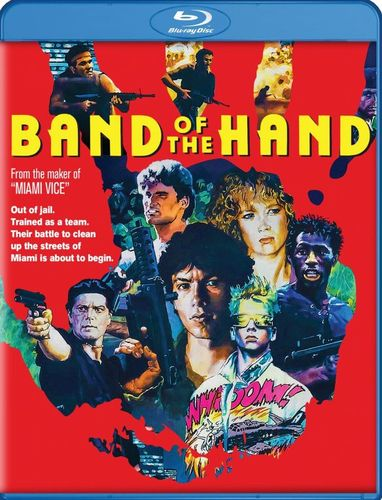 Band of the Hand [Blu-ray] [1986] 5822990