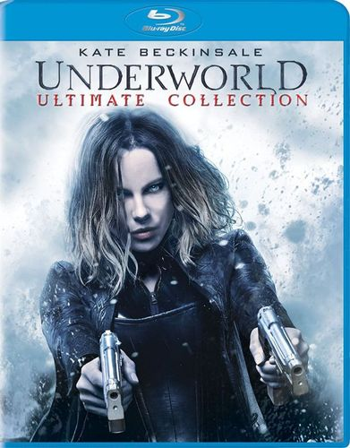 Underworld Collection [Blu-ray] 5822998