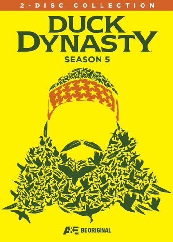 Duck Dynasty: Season 5 [2 Discs] [DVD] 5823002