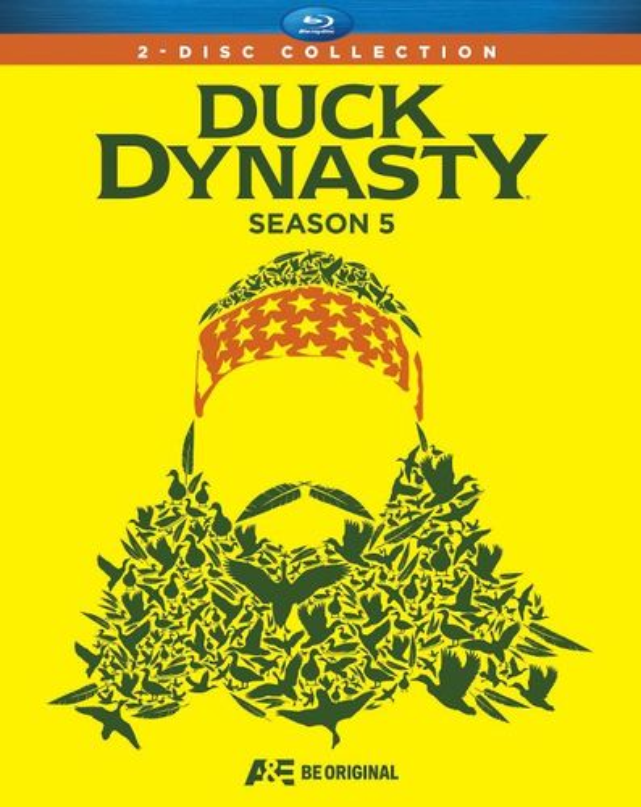 Duck Dynasty: Season 5 [Blu-ray] 5823039