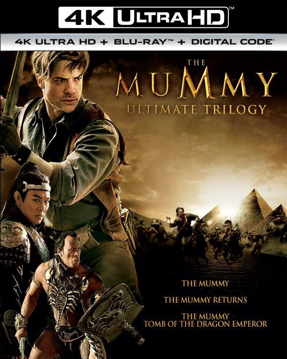 The Mummy Ultimate Trilogy [4K Ultra HD Blu-ray] 5823703