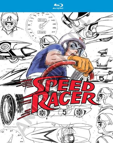 Speed Racer: The Complete Series [Blu-ray] 5823704