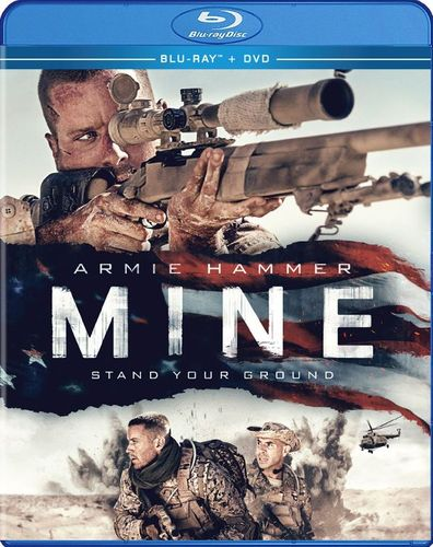 Mine [Blu-ray/DVD] [2 Discs] [2016] 5823706