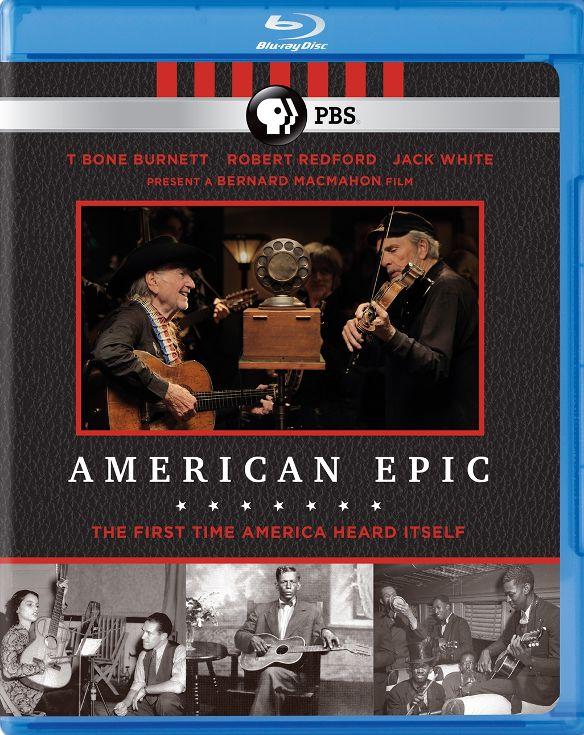 American Epic [Blu-ray] [2 Discs] [2017] 5823707