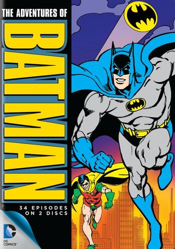 The Adventures of Batman [2 Discs] [DVD] 5824083