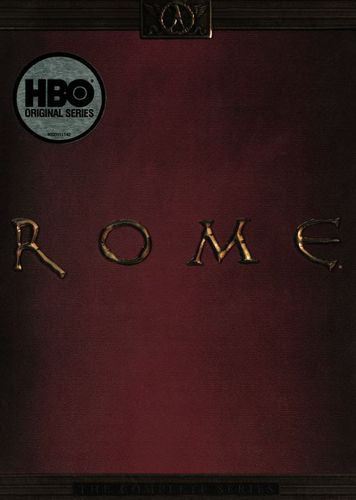 Rome: The Complete Series [11 Discs] [DVD] 5824189