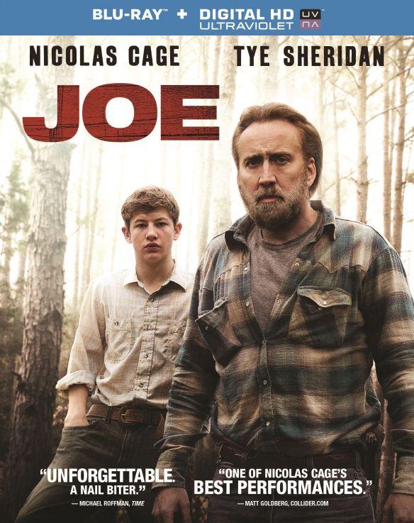 Joe [Includes Digital Copy] [UltraViolet] [Blu-ray] [2013] 5824317