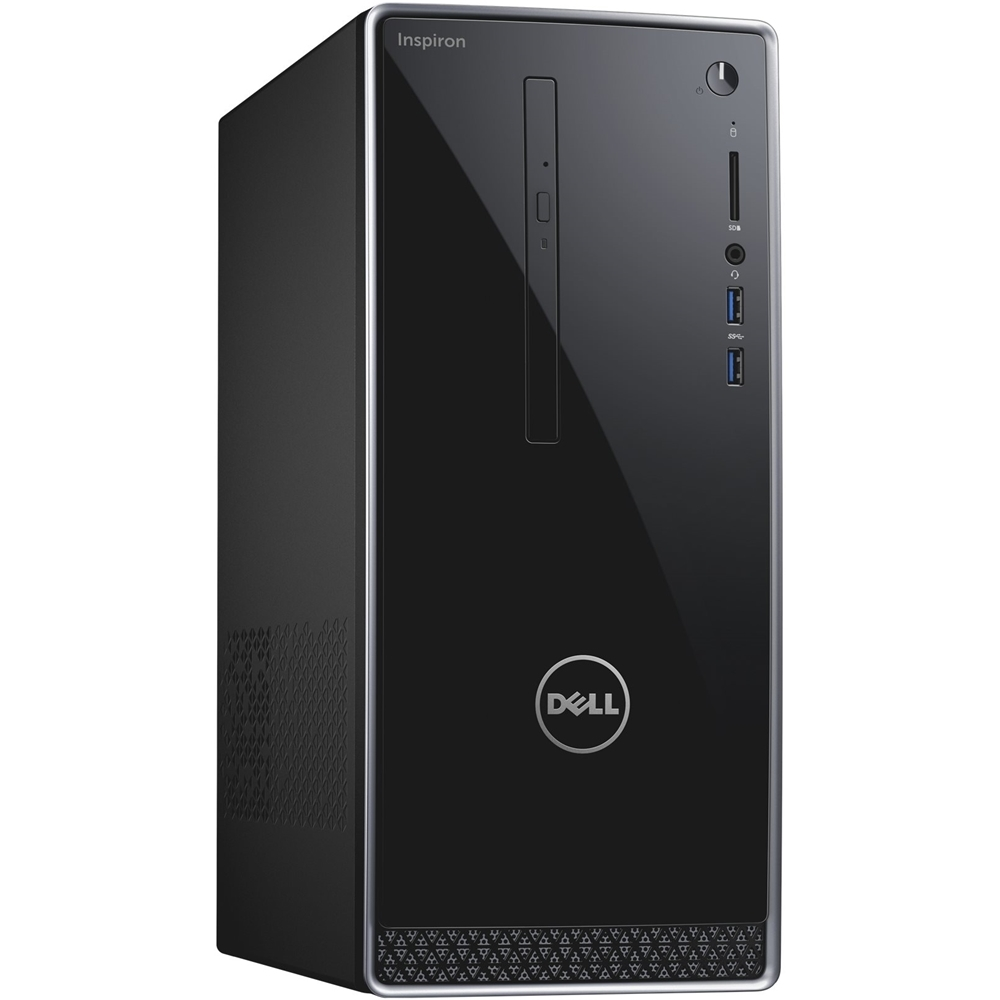 Dell BBY-XKGTJFX Inspiron Desktop Intel Core i5 8GB Memory 1TB Hard Drive Black