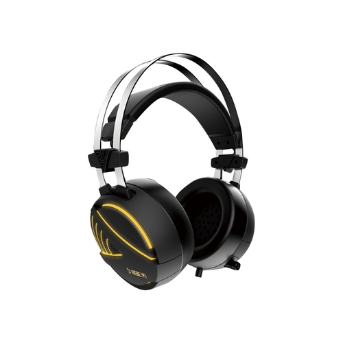 GAMDIAS - HEBE M1 RGB Over-the-Ear Headphones - Black