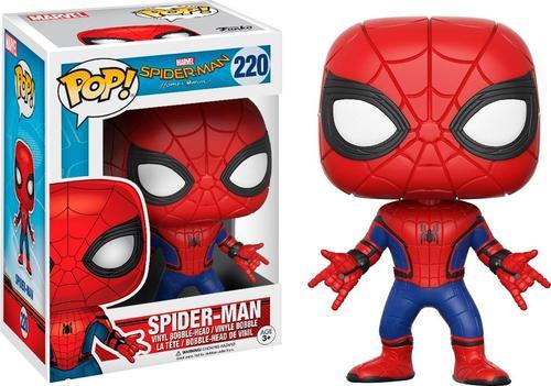 Funko - POP! Marvel Spider-Man Homecoming: Spider-Man