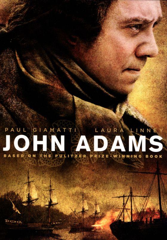 John Adams [3 Discs] [DVD] [2008] 5830037