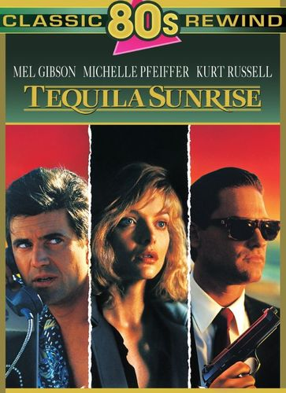 Tequila Sunrise [DVD] [1988] 5831203