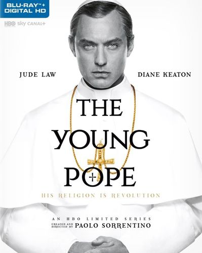 The Young Pope: Season One [Includes Digital Copy] [UltraViolet] [Blu-ray] [3 Discs] 5831204