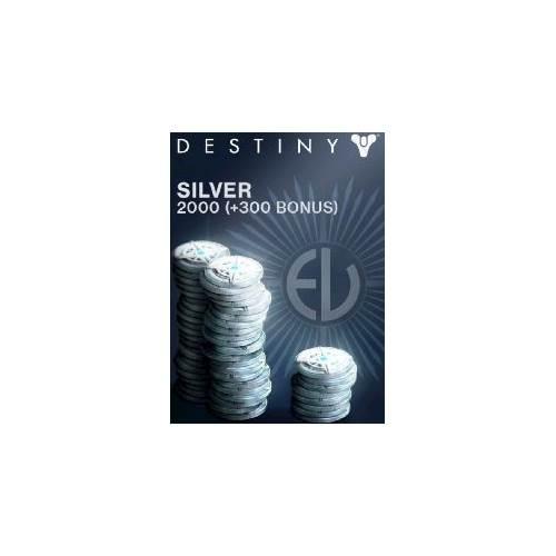 2000 Destiny Digital Silver