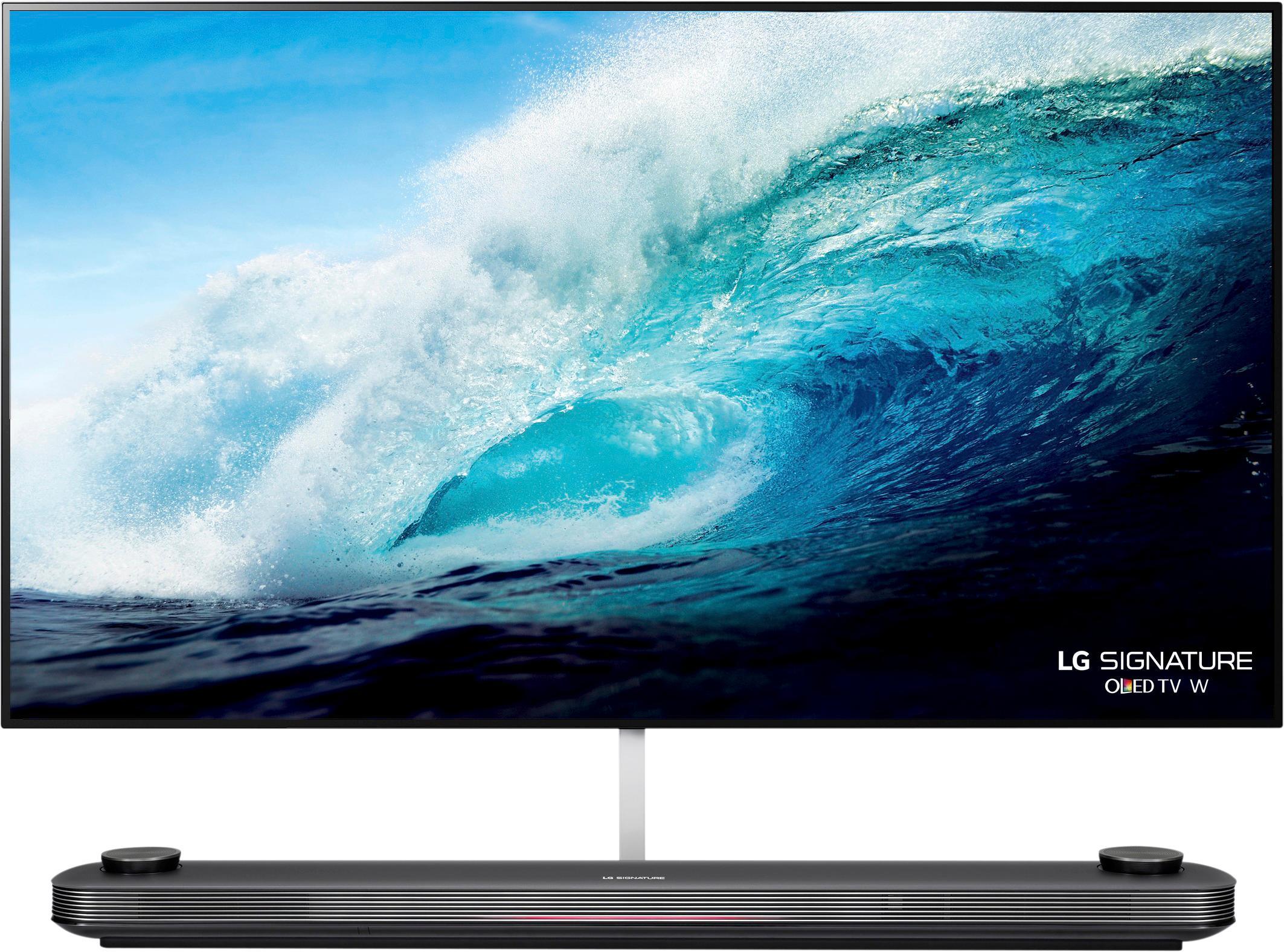 LG OLED77W7P largeFrontImage