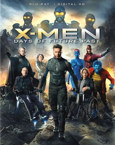 X-Men: Days of Future Past [Includes Digital Copy] [Blu-ray] [2014] 5834015