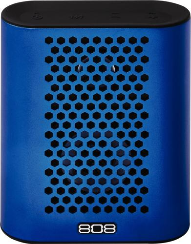 808 - HEXTLS Portable Bluetooth Speaker - Blue 5835009