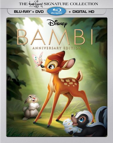 Bambi [Signature Edition] [Blu-ray/DVD] [Only @ Best Buy] [1942] 5835600