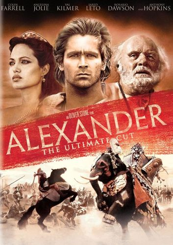 Alexander: The Ultimate Cut [DVD] [2004] 5836347