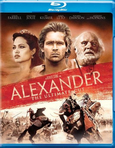 Alexander: The Ultimate Cut [Blu-ray] [2004] 5836374